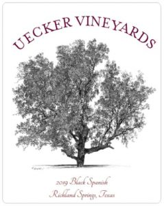 custom wine label personalized with family name for small batch wine
