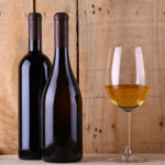 new braunfels monthly wine club basic level graphic- 2 bottles of wine plus one glass of wine
