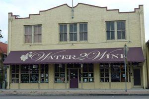 cream brick water 2 wine neighborhood winery storefront